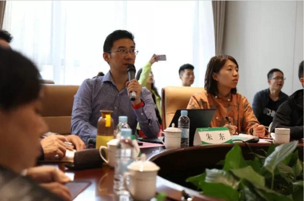 Prof. Zhu Dong, Shanghai